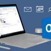 Controle de E-mails, Compromissos, Contatos e Tarefas com Outlook