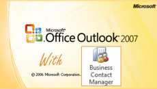 Microsoft BCM para Outlook 2007
